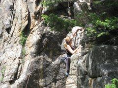 Rock Climbing Photo: 027