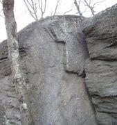Rock Climbing Photo: Sombe