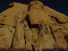 Rock Climbing Photo: Flakin'