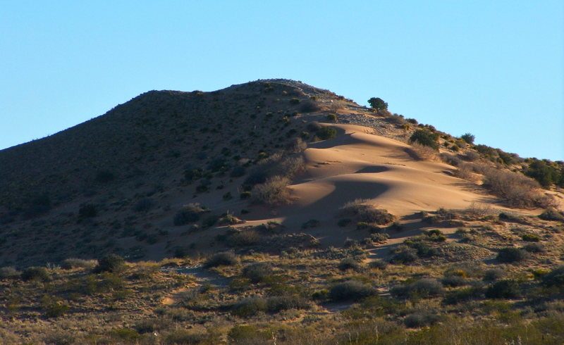 Rock Climbing Photo: Sand Dunes