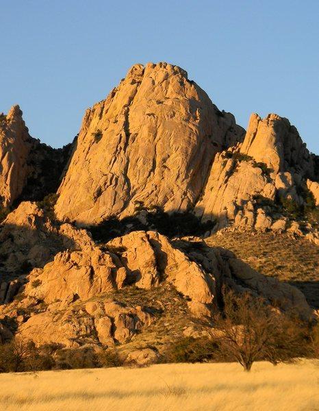 Rock Climbing Photo: Yet another sunset photo