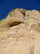 Rock Climbing Photo: The Too Tough to Die finish
