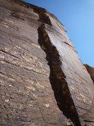 Rock Climbing Photo: Offset Corners