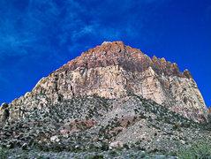 Rock Climbing Photo: Red Rock Cell camera.No Pshop.