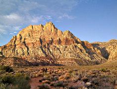 Rock Climbing Photo: Mt. Wilson