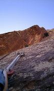 Rock Climbing Photo: Cloud Tower