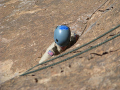 Rock Climbing Photo: sponsored by MP