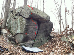 Rock Climbing Photo: Double Bag