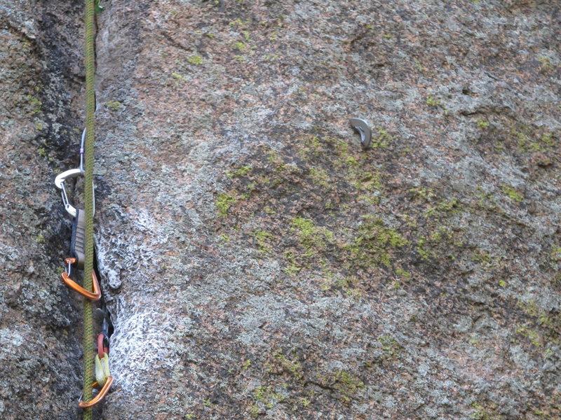 Rock Climbing Photo: Gear.