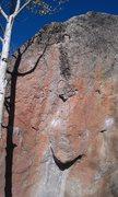 Rock Climbing Photo: Left el Skyland.