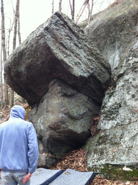 Rock Climbing Photo: Paganus