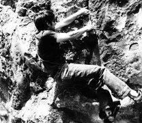 Rock Climbing Photo: Hueco cracks