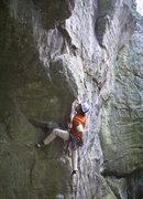 Rock Climbing Photo: Kingdom Come