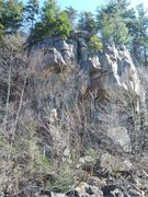 Rock Climbing Photo: Face 2