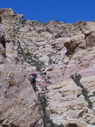 Rock Climbing Photo: We were on Group Therapy and I took this picture o...