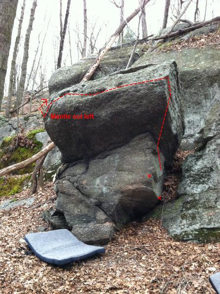 Rock Climbing Photo: pagen Rituals