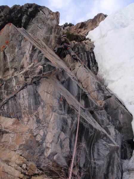 Rock Climbing Photo: Crown of Thorns.