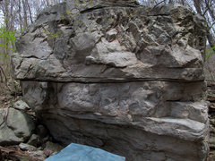 Rock Climbing Photo: Champion Arete is the right arete... and its a cha...