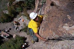 Rock Climbing Photo: self-esteem doesn't come easy...