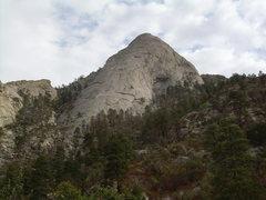 Rock Climbing Photo: Getting close!
