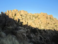 Rock Climbing Photo: Put up 12 new routes here.  Are you the ones putti...