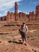 Rock Climbing Photo: standing rock