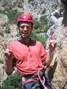 Rock Climbing Photo: Rock Canyon, Provo, UT