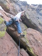 Rock Climbing Photo: Shaken not stirred.