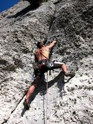 Rock Climbing Photo: Start of L'Arco dei Guaitechi
