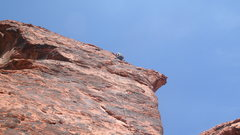 Rock Climbing Photo: dirty son of a cinch