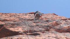 Rock Climbing Photo: big bro on september nights