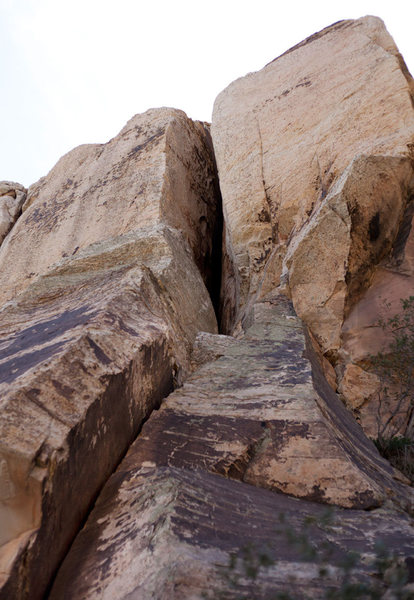 Rock Climbing Photo: Truth