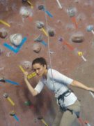 Rock Climbing Photo: at miramont