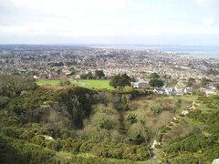 Overlook of West Valley