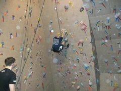 Rock Climbing Photo: Ryan raging.