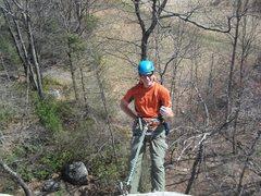 Rock Climbing Photo: Rapping