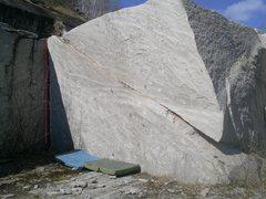 Rock Climbing Photo: Classic corner