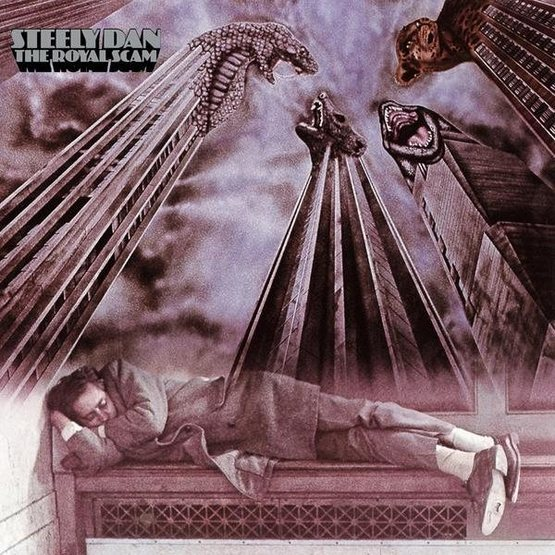 Steely Dan's 'The Royal Scam' which features 'Kid Charlemagne'.