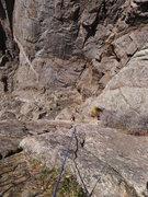 Rock Climbing Photo: P5.