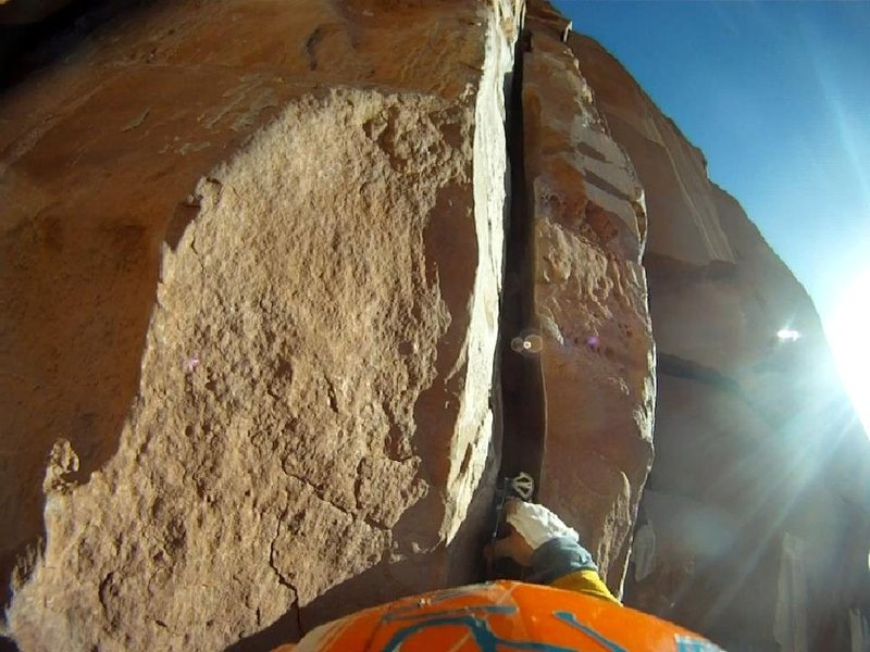 Rock Climbing Photo: '