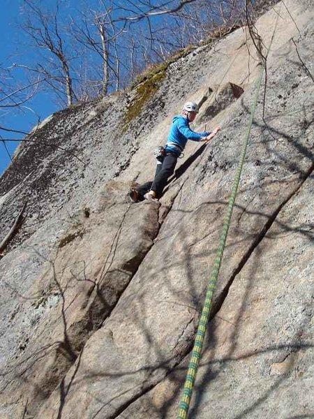 Rock Climbing Photo: Lukasz Czyz on Muckraker.