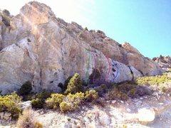 Rock Climbing Photo: starter crag