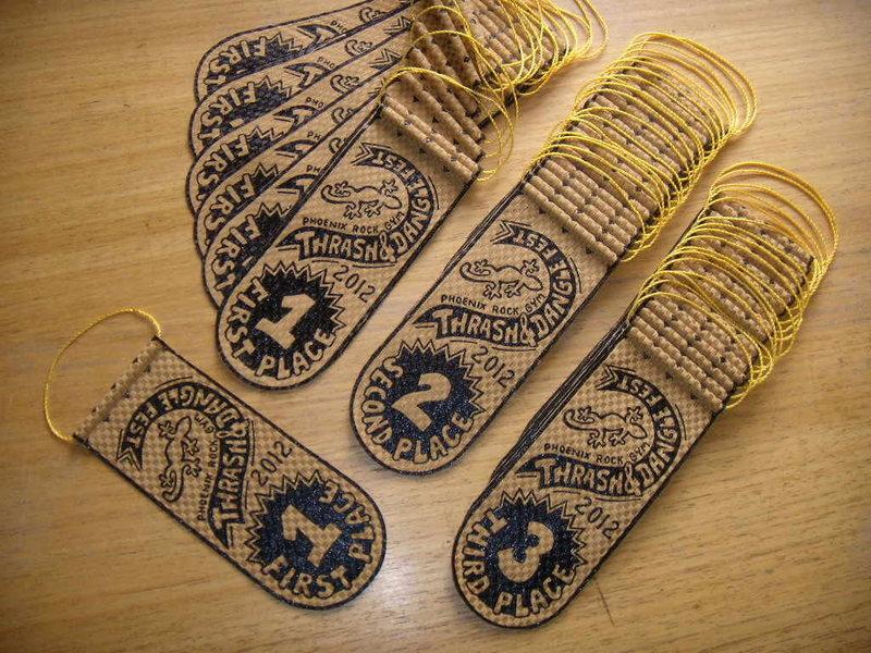 2012 T&D ribbons
