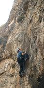 Rock Climbing Photo: Kip resisting the shame - Photo by John Ross