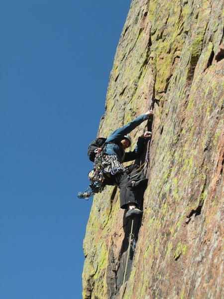 Rock Climbing Photo: Zesty and exhilarating.