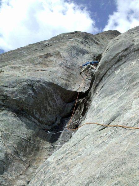 Rock Climbing Photo: P-5