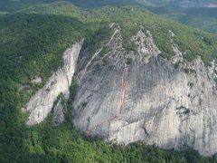 Rock Climbing Photo: Stellar!