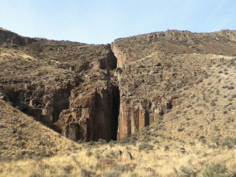 Prickly Pear Canyon