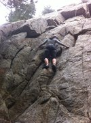 Rock Climbing Photo: Happy Hour Crag