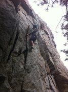 Rock Climbing Photo: Climb On!